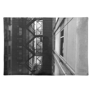 NY Fire Escapes Placemat