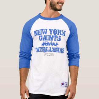 NY Giants Fan Champion Raglan T-Shirt