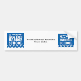 NY Harbor School Bumper Sticker