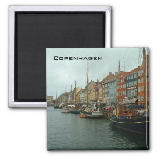 Ny Haven 2 Inch Square Magnet