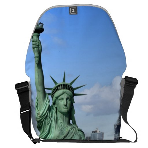 NY LIBERTY 1 COURIER BAGS