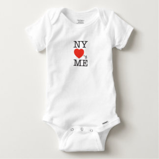 NY loves ME Baby Onesie