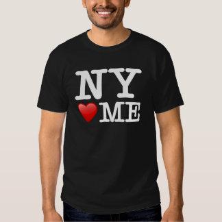NY Loves Me, NYC loves me T-Shirt