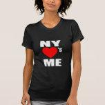 NY LOVES ME T SHIRTS