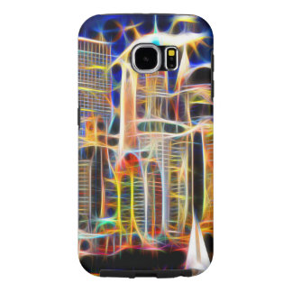 NY Manhattan Samsung Galaxy S6 Case