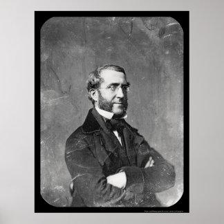 NY Mayor Havemeyer Daguerreotype 1854 Poster