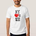 NY me ama Playera
