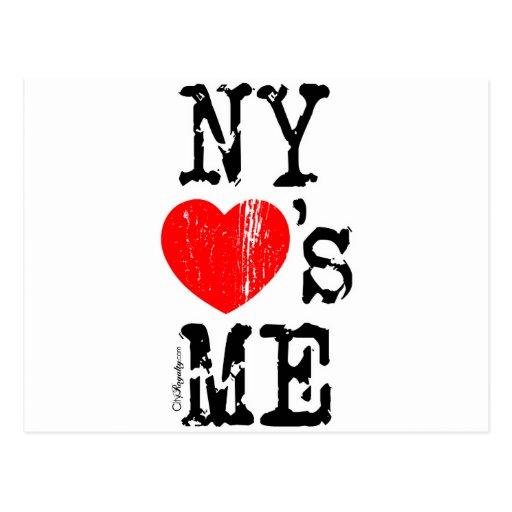 NY me ama Postal