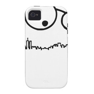 NY Monster Case-Mate iPhone 4 Case