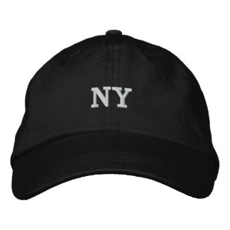 NY New York City Embroidered Baseball Caps