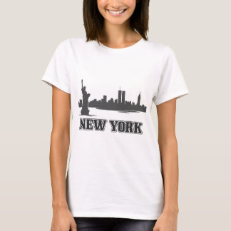 ny new york city retro vintage design T-Shirt