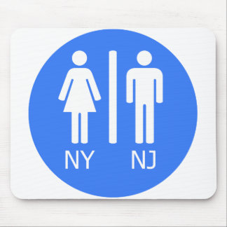 NY/NJ Mousepad