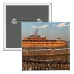 NY, NY - The Staten Island Ferry Button