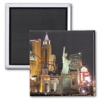 NY, NY - Vegas Iman De Frigorífico