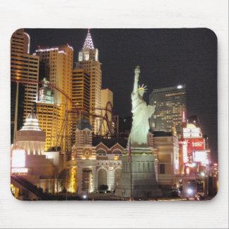 NY, NY - Vegas Mouse Pad