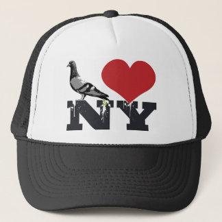 NY Pigeon Trucker Hat