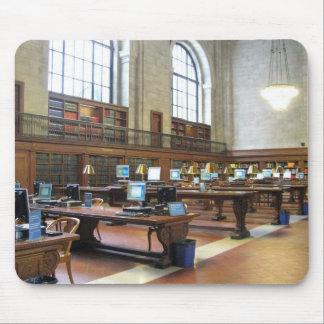 NY Public Library Mousepad