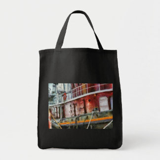 NY - Remolcador de Lil Bolsa Tela Para La Compra