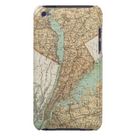 NY, reyes, Queens, Richmond, Rockland Carcasa Para iPod