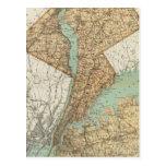 NY, reyes, Queens, Richmond, Rockland Tarjetas Postales