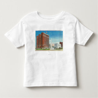 NY State Office, Statler Hotel Toddler T-shirt