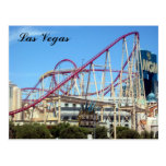 ny vegas coaster postcard