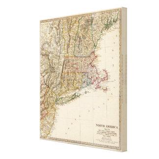 NY, Vt, Maine, NH, masa, conec, RI, NJ Impresiones En Lona