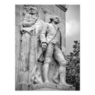 NY Washington Memorial PHOTO PRINT