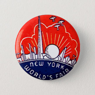 NY World's Fair - Button