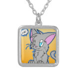 Nya cat necklace