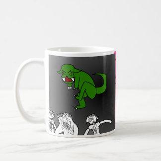 Nyaaaa!? & Dinosaur Monster Coffee Mug