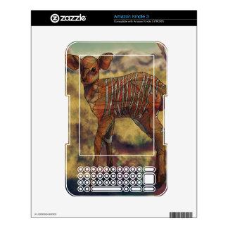Nyala Kindle Skin