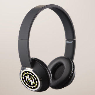 NYAME YE OHENE | Adinkra Symbol God is Supreme Headphones