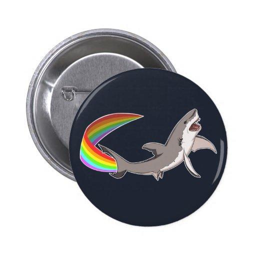 Nyan Shark Button