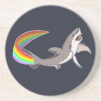 Nyan Shark Coaster