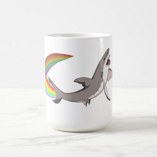 Nyan Shark Mug