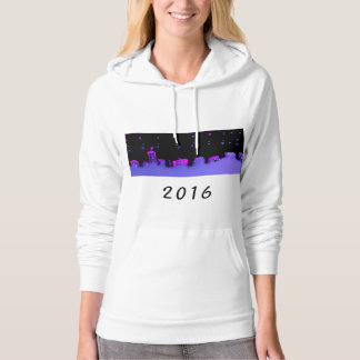 NYC 2016 Urban Night Life CricketDiane Hoodie
