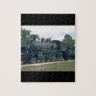 NYC 4-4-0 #999, the first locomotive_Trains Jigsaw Puzzle