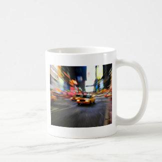 NYC at night Mug
