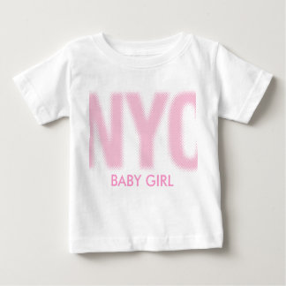 NYC BABY GIRL t-shirt