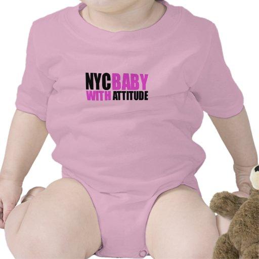 NYC Baby Logo Shirt