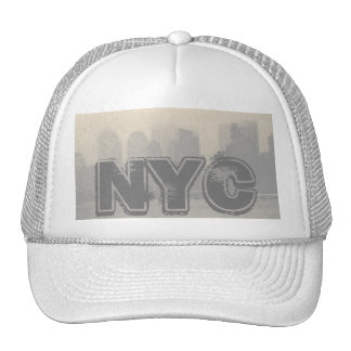 NYC Ballcap City Tourist Hat