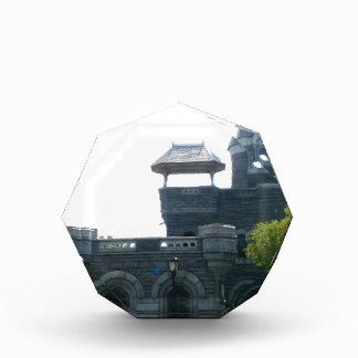NYC Belvedere Castle Acrylic Award