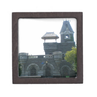 NYC Belvedere Castle Gift Box