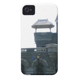 NYC Belvedere Castle iPhone 4 Case-Mate Case
