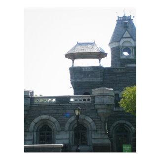 NYC Belvedere Castle Letterhead