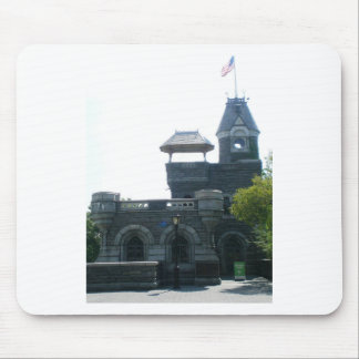 NYC Belvedere Castle Mouse Pad
