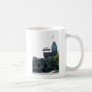 NYC Belvedere Castle Classic White Coffee Mug