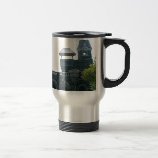 NYC Belvedere Castle 15 Oz Stainless Steel Travel Mug