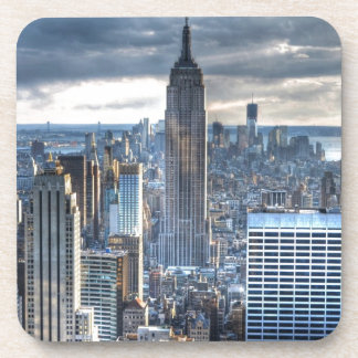NYC BEVERAGE COASTER